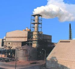 山西某煤矸石发电
