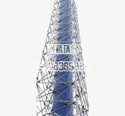 潍坊鲁腾玻璃钢烟囱
