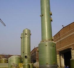 潍坊玻璃钢烟囱厂家