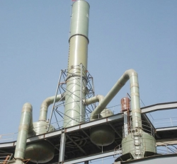天津玻璃钢烟囱