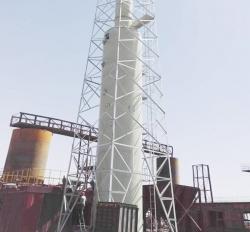 天津大型玻璃钢烟囱生产设计工艺