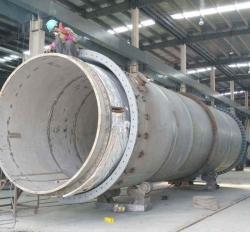 天津烟囱内壁玻璃钢防腐